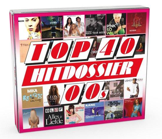 CD cover van Top 40 Hitdossier - 00S van Top 40