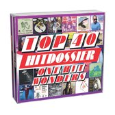 CD cover van Top 40 Hitdossier - One Hit Wonders van Top 40