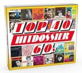 CD cover van Top 40 Hitdossier - 60S van Top 40