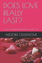 Does Love Really Last?