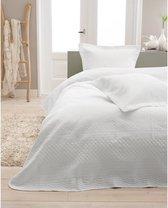 Sleeptime Bedsprei - Charlene - 260x250 - Wit