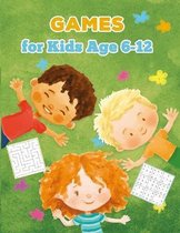 Games for Kids Age 6-12