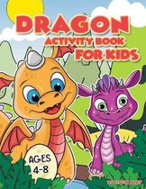 Dragon Activity Book for Kids