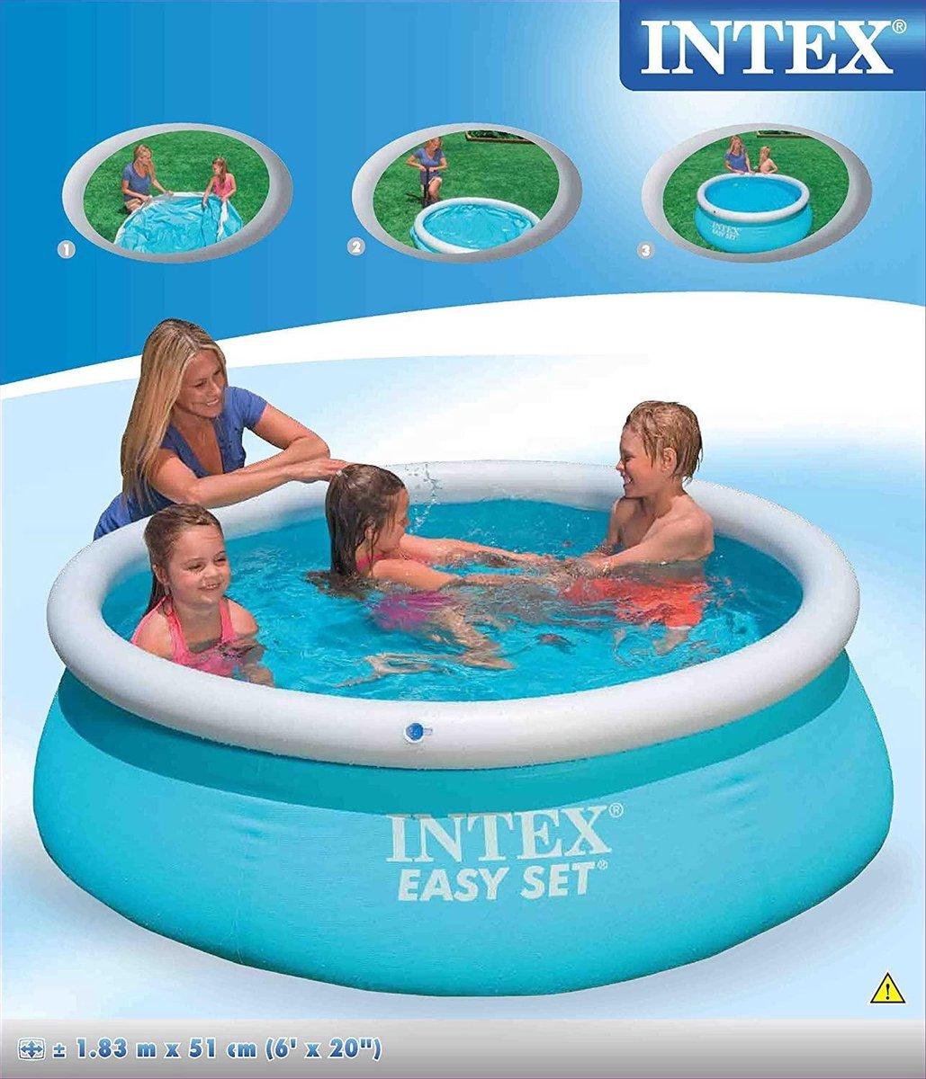 Intex Easy Set Pool 183x51cm