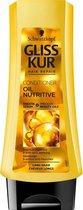 Gliss Kur Conditioner Oil Nutritive