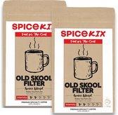 Spicekix Old Skool Filter - 2 x 225 gram