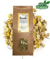 Gedroogde Kamille bloemen 150 gram - Biologisch - Thee - Potpourri - Pure Naturals