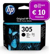 HP 305 - Inktcartridge zwart + Instant Ink tegoed