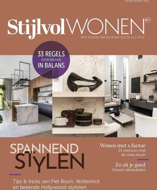 Afbeelding van Stijlvol Wonen Magazine 2-2021
