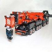 Liebherr LTM 11200 - Telekraan - Hijskraan Technic Bouwpakket - 8228 Bouwstenen