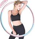 NINN Sports Hoelahoep Fitness - Hoelahoep Voor Volwassenen - Hoelahoep Met Gewicht