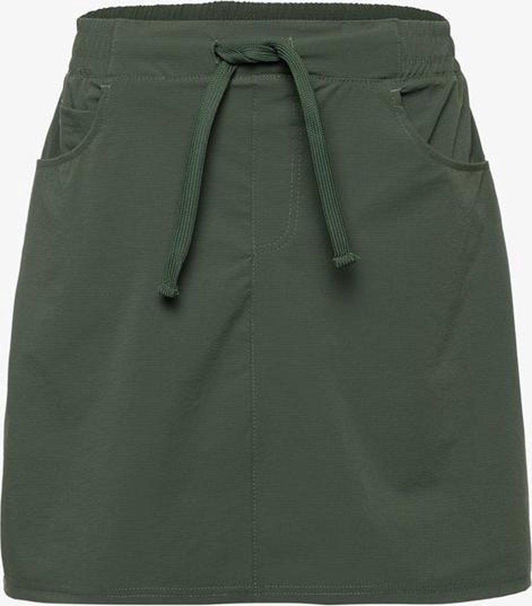 Mountain Peak dames outdoor broekrok - Groen - Maat XL