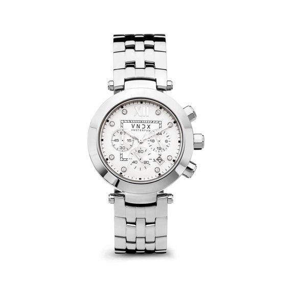 Dames horloge   Power Babe Hero White