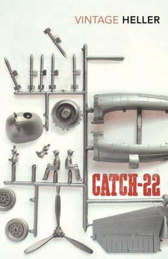 Boek cover Catch 22 (Vintage Classics) van Joseph Heller (Paperback)