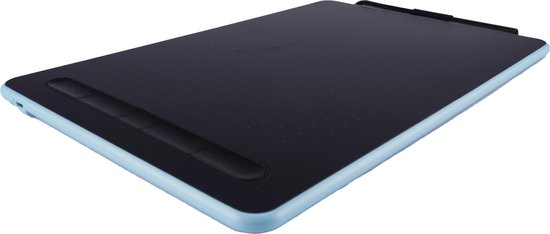 Lovidia Grafische Teken Tablet - PC en Telefoon - 5080 lpi - 210 x 140 mm - Sapphire Blue