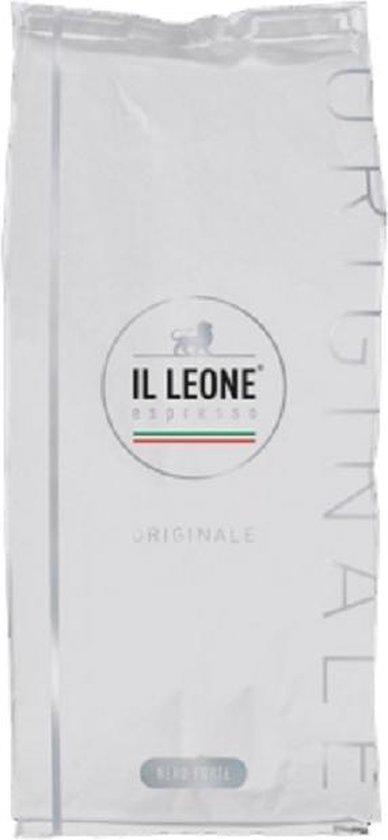 IL Leone Espresso Nero Forte - koffiebonen Espresso 1 kg - Italiaanse Espressobonen