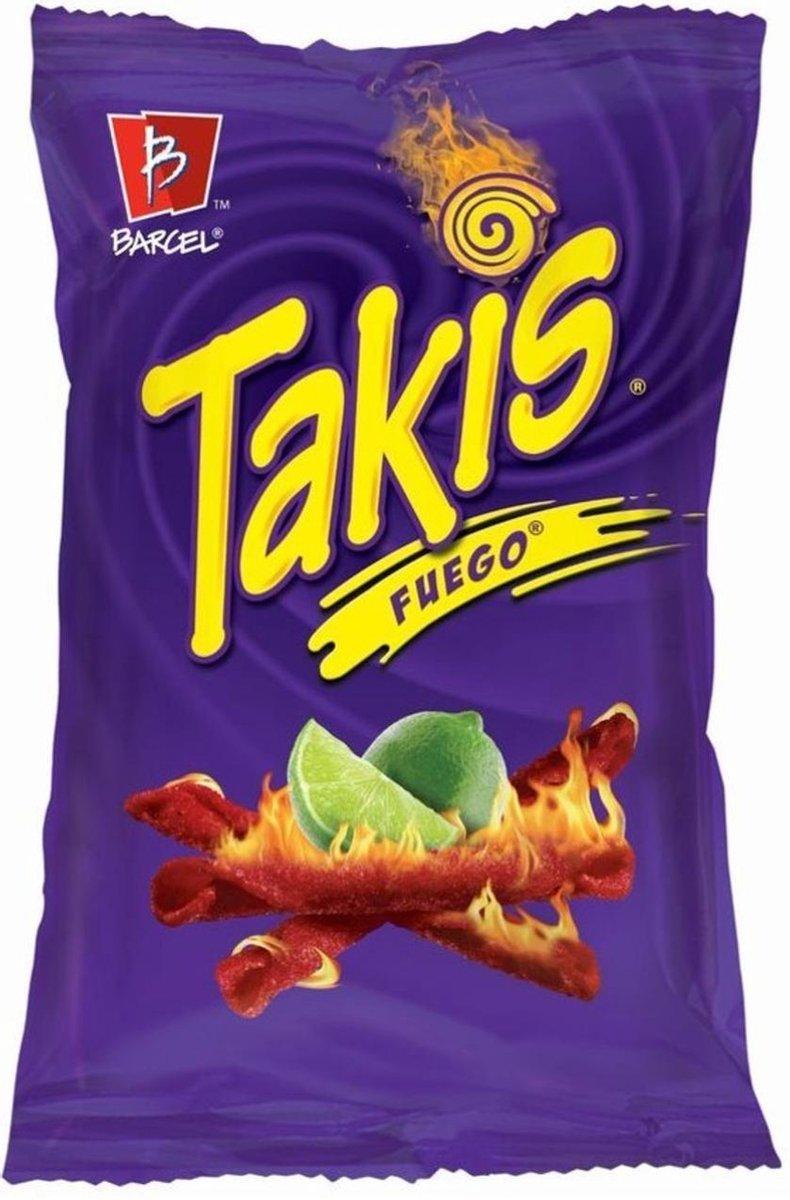 Takis Fuego 113 gram