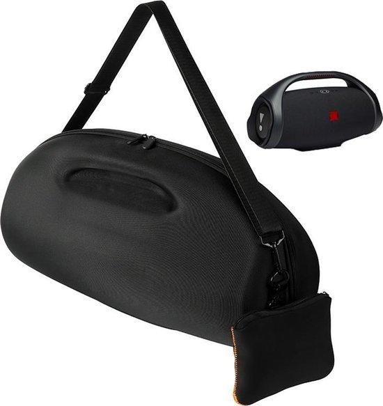 Afbeelding van JBL Boombox 2 Hard Case Tas - Beschermhoes met Schouderriem - Lovnix Hoes voor Boombox 2