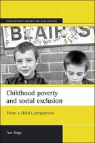 Omslag Childhood poverty and social exclusion
