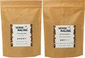 Verse Maling - Koffiebonen Proefpakket - De Gouverneur 250gr & De Straffe Bak 250gr - Koffiebonen - hele bonen - Arabica - Robusta - 2x 250 gr - 500gr espresso bonen, specialty koffie, lungo specialty coffee