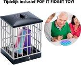 Desire of Goods® Telefoon kluis met tijdslot - Inclusief Fidget toys - Pop it - Tijd Vergrendelende Box