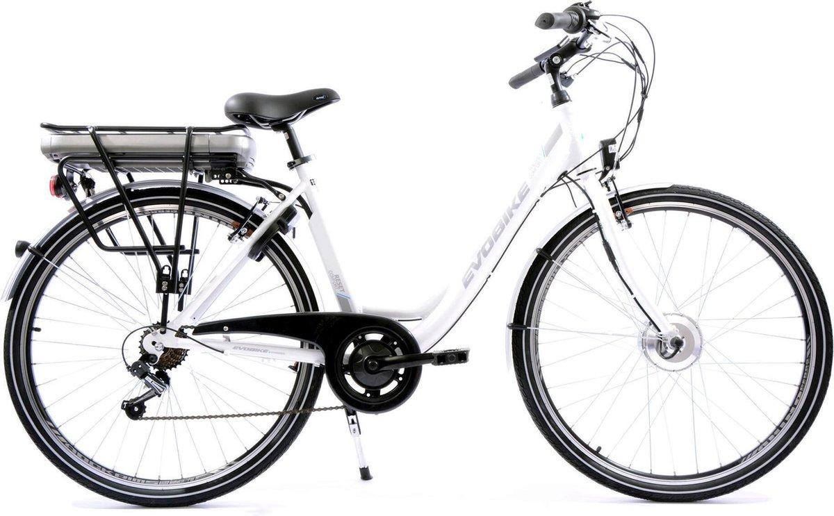 """Evobike Elektrische Damesfiets 49 Cm 7 Speed  28"""" Wielen Actieradius accu: ongeveer 100km"""
