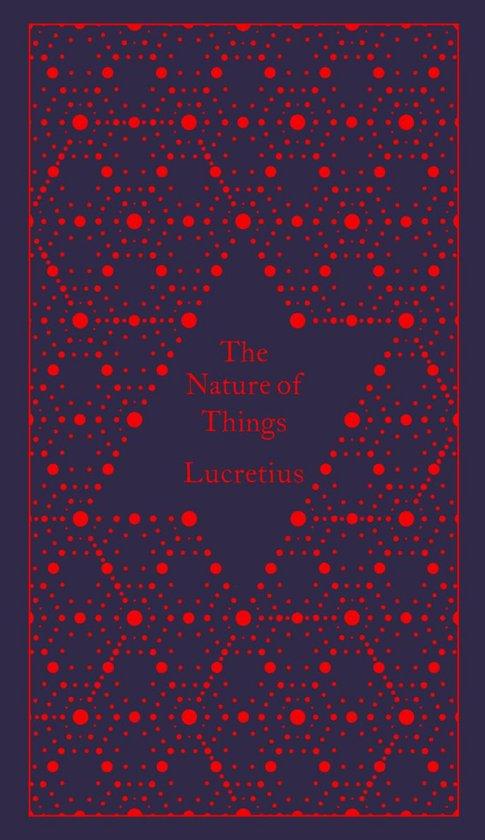 Boek cover The Nature of Things van Lucretius (Hardcover)