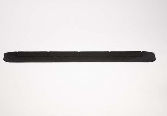 Rubber drempelhulp 1,5 cm met schuine zijvlakken