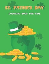 St. Patrick Day Coloring Book For Kids