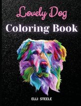 Lovely Dog Coloring Book