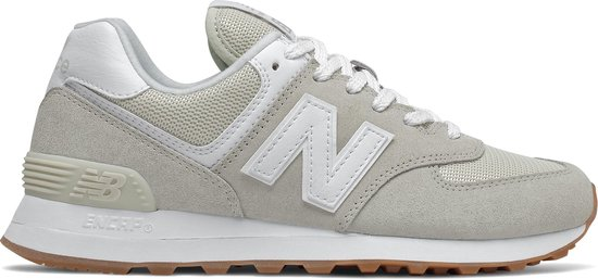 New Balance 574 Sneakers Vrouwen – Silver