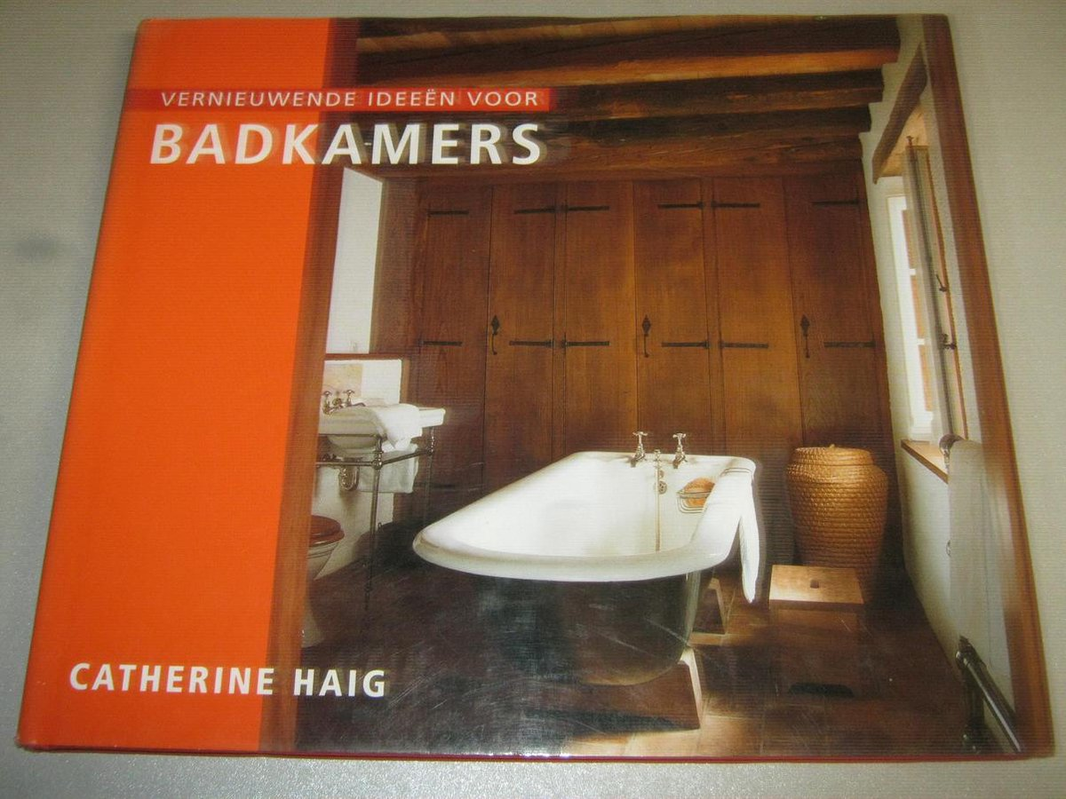 Bol Com Badkamers Vernieuwende Ideeen Voor Catherine Haig 9783829005340 Boeken