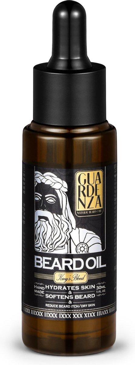 Guardenza Baardolie King's Blend - 30ml - Baardverzorging