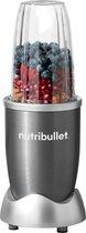 NutriBullet Pro - 5-delig - 900 Watt - Blender - Grijs