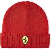 Ferrari Muts Beanie Rood