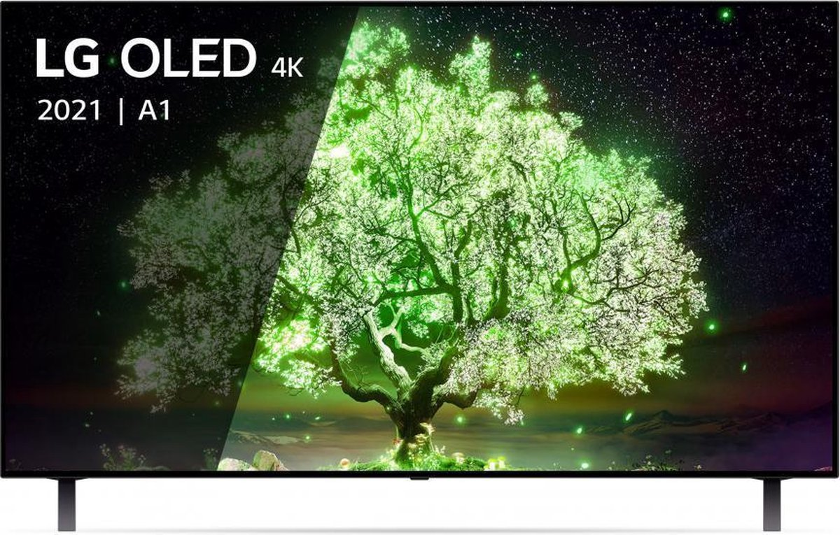 LG A1 OLED55A16LA – 55 inch – 4K OLED – 2021