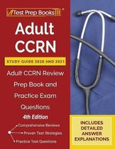 Adult CCRN Study Guide 2020 and 2021