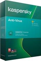 Kaspersky Antivirus - 12 maanden/3 apparaten - NL/