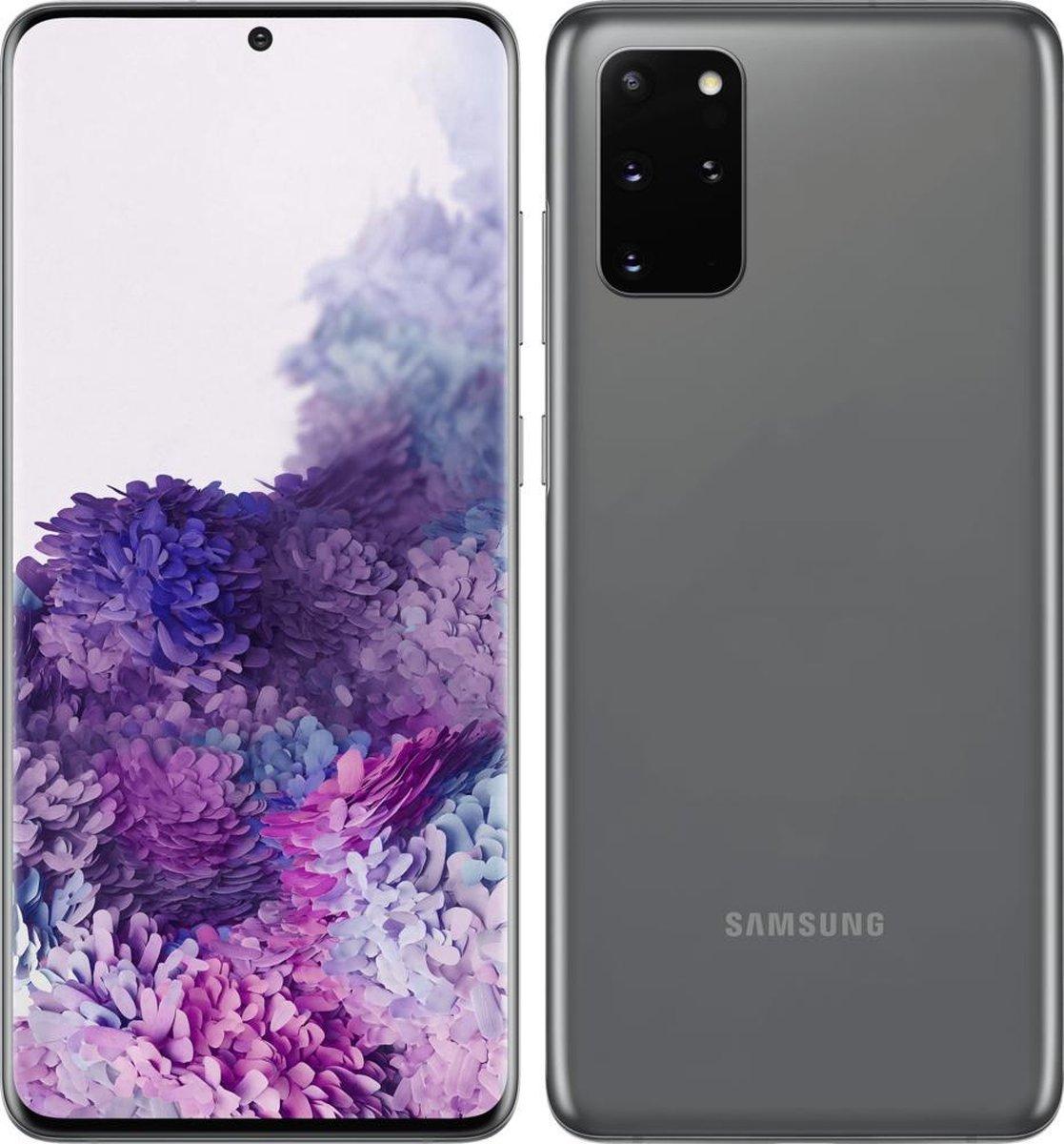 Samsung Galaxy S20+ Duo 4G – Alloccaz Refurbished – C grade (Zichtbaar gebruikt) – 128GB – Cosmic Gray