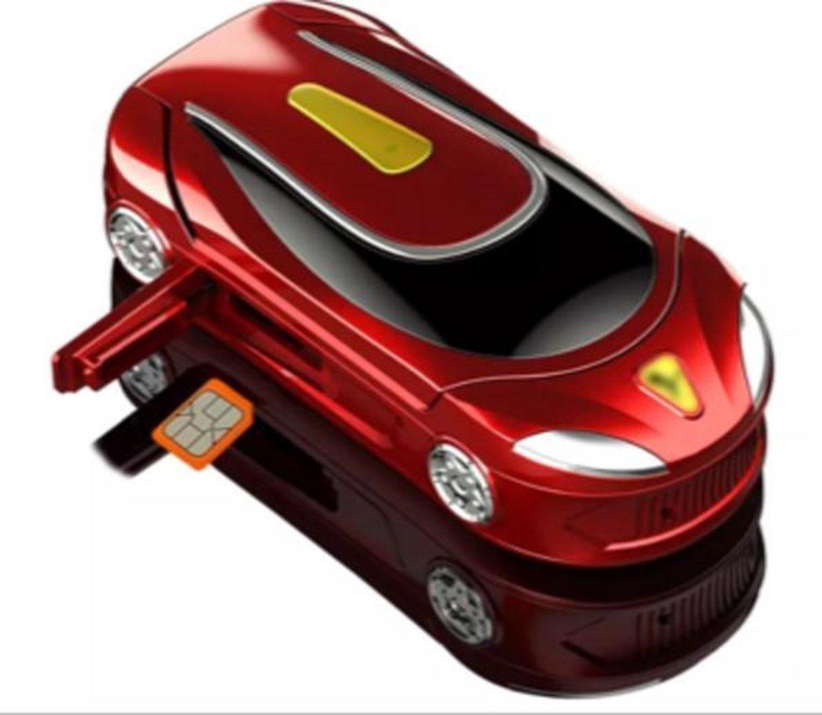 Mini Gsm – Mini Telefoon -mini Auto  Gsm – Kleine Telefoon – Auto Mini Gsm – Met Bluthooth