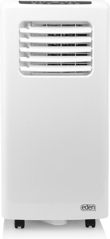 Eden ED-7007 Airconditioner – Mobiele Airco - 7000 BTU – Energie klasse A