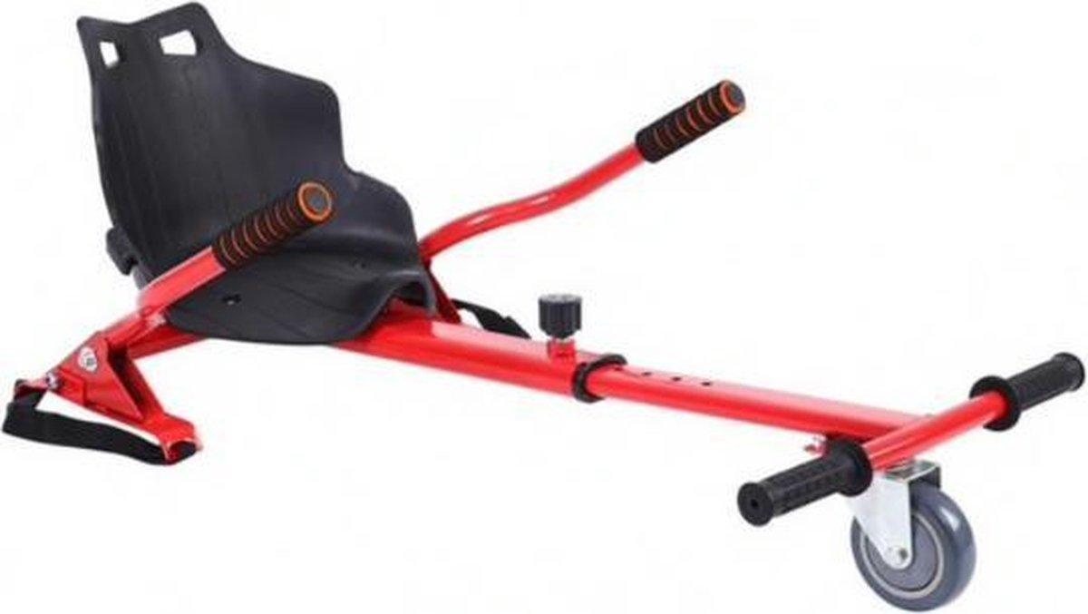 Dexters® Hoverboard Frame   Hoverkart   Hovercraft Accessoires   Rood
