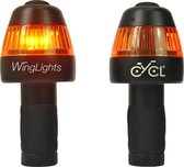 CYCL WingLights Fixed v2 - LED Fietsverlichting aan Stuur