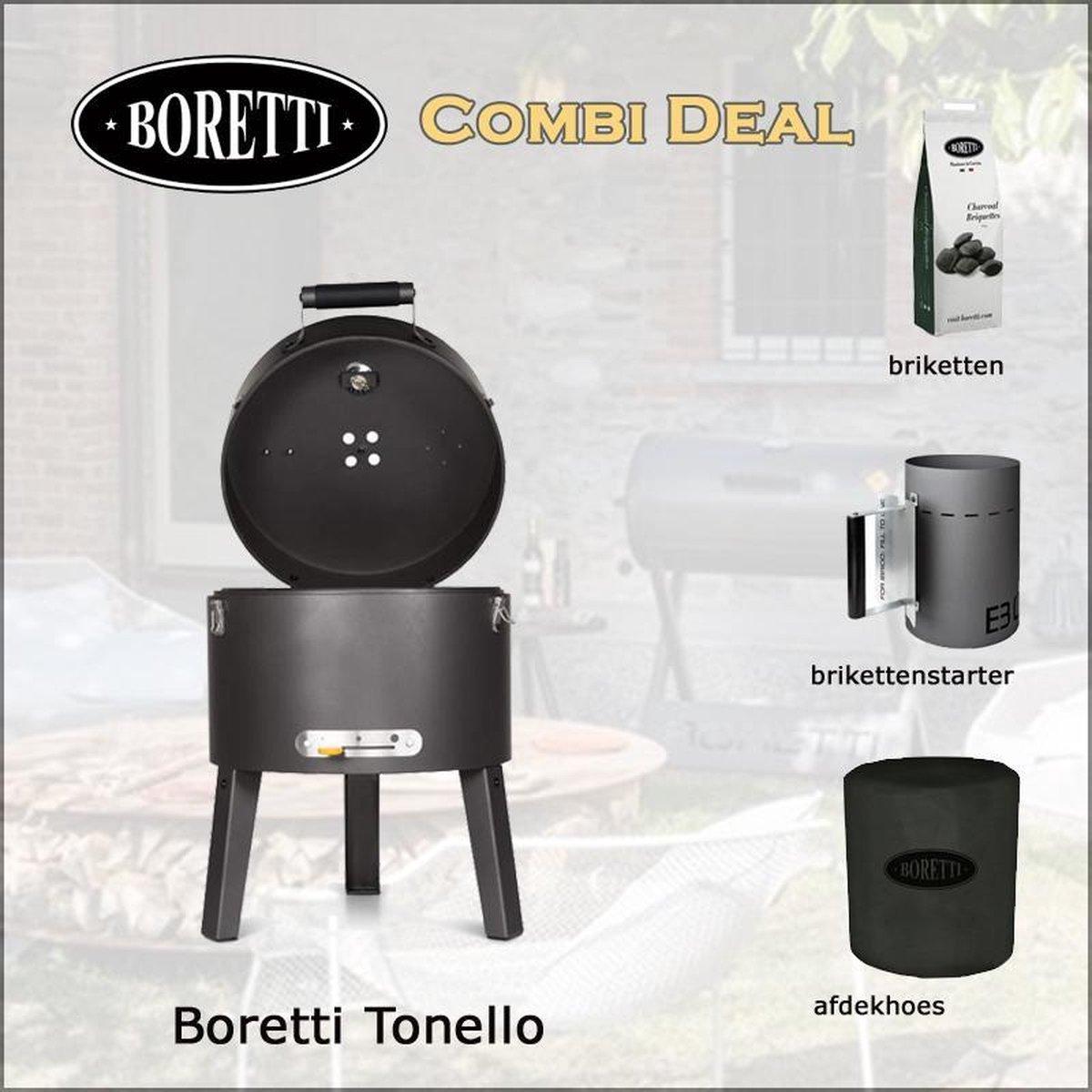 Boretti Tonello Combi Deal