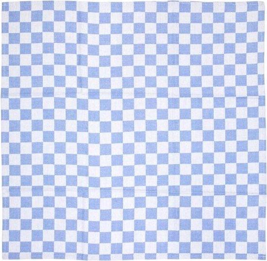 Theedoek blauw