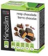 Kineslim Reep Chocolade – Afvallen – Proteïnerijk tussendoortje – 4 repen