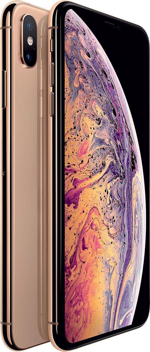 Apple iPhone Xs Max - Alloccaz Refurbished - B grade (Licht gebruikt) - 64Go - Goud
