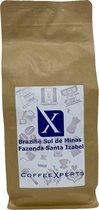 Koffiebonen | Brazilië | 1000 gram | Barista | Filterkoffie | Espresso | Cappuccino | CoffeeXperts