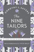 Omslag The Nine Tailors