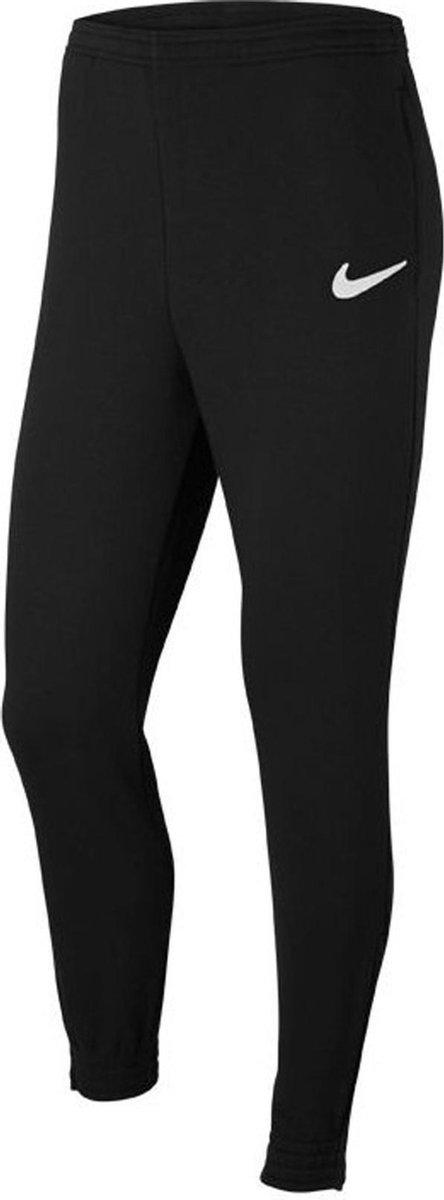 Nike Nike Fleece Park 20 Broek - Mannen - zwart